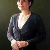 Alison by Portrait Artist Nicholas J Smith