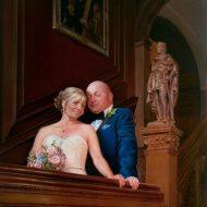 Andy & Tina Needham by Portrait Artist Nicholas J Smith