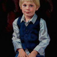 Benjamin by Portrait Artist Nicholas J Smith