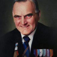 Bert Crane by Portrait Artist Nicholas J Smith
