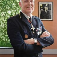Chief Constable Steve Finnigan by Nicholas J Smith