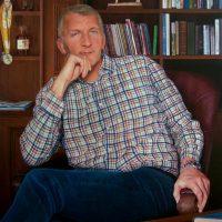 Danny by Portrait Artist Nicholas J Smith
