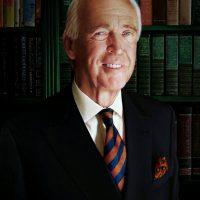 Keith Dallas by Portrait Artist Nicholas J Smith