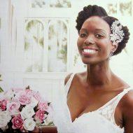 Mrs Otiko by Portrait Artist Nicholas J Smith