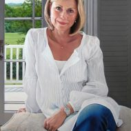 Natalie Arnold by Portrait Artist Nicholas J Smith