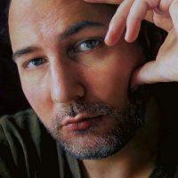 Self portrait by Nicholas J Smith