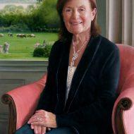 Susie Kottler by Portrait Artist Nicholas J Smith