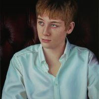 Thomas by Portrait Artist Nicholas J Smith