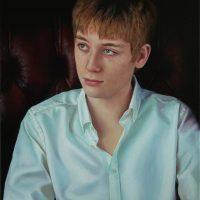 Thomas by Portrait Artist Nicholas J Smith