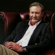 Tim Wijsmuller by Portrait Artist Nicholas J Smith