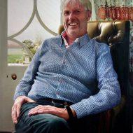 Peter Smith by Portrait Artist Nicholas J Smith