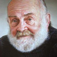 Roger by Portrait Artist Nicholas J Smith